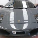 Car Wrapping Lamborghini
