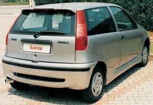 Sostituzione Lunotto Fiat Punto 1