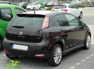 Sostituzione Lunotto Fiat Punto 3