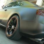 Car Wrapping Audi