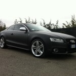 Car Wrapping Audi A5