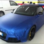 Car Wrapping Audi R8