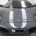 Car Wrapping Lamborghini
