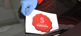 SPEED Glass Garanzia 5 Anni