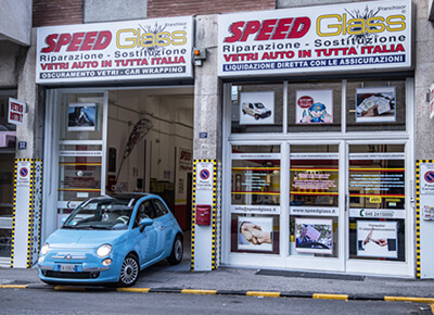 SPEED Glass Officina Vetri Auto Trieste
