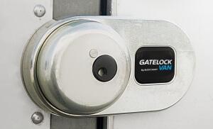 SPEED Glass Gatelock Van Veicoli Commerciali